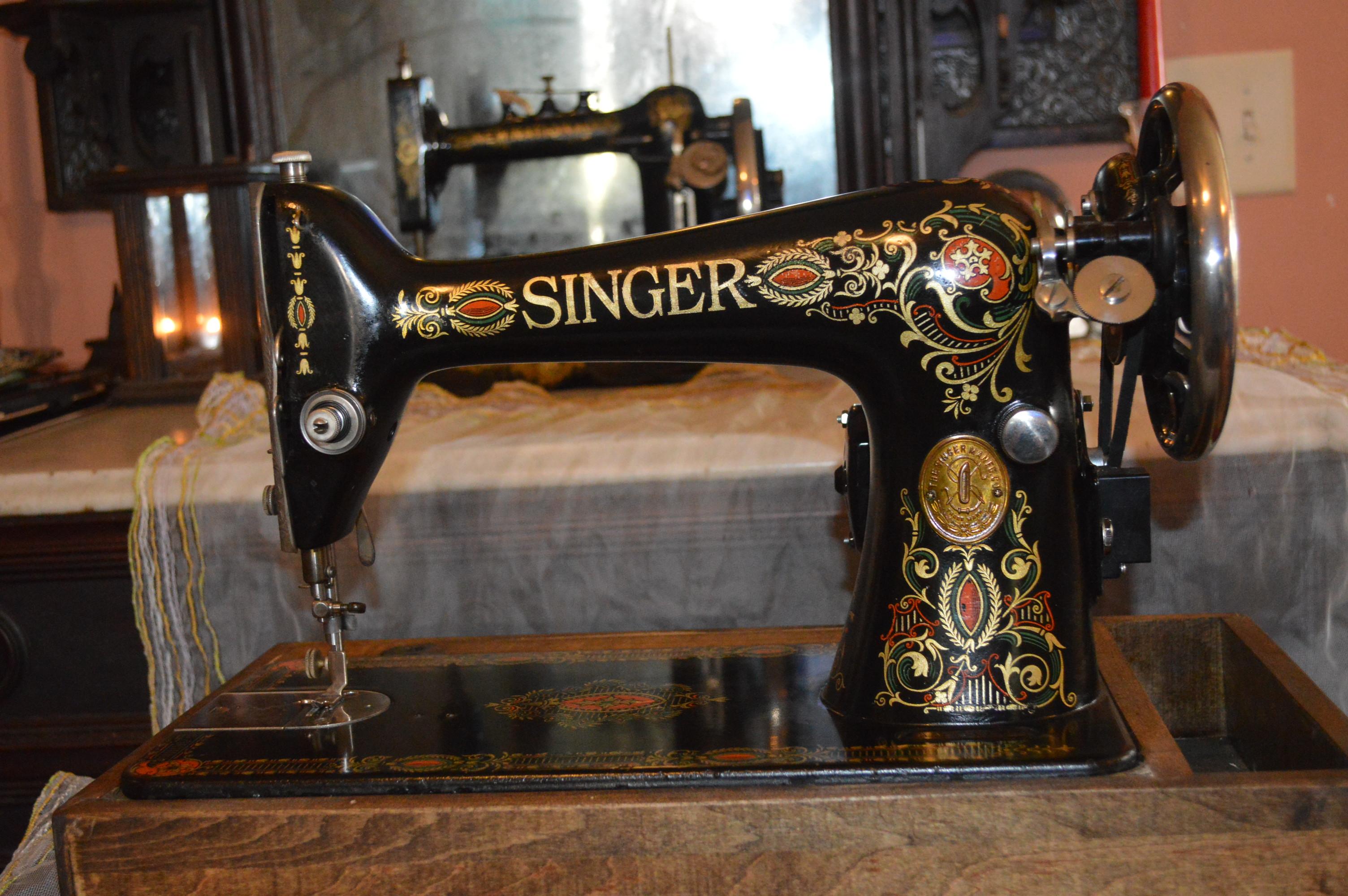 Commercial Sewing Machine Restoration Decals Full Set Singer Model 31